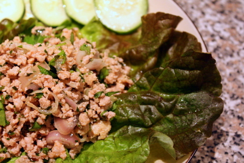 larb plated