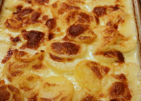 potatoes daphaunoise