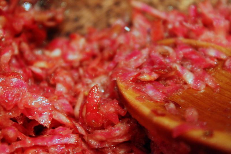 juicy beets