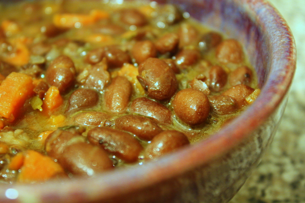 how to cook azuka beans