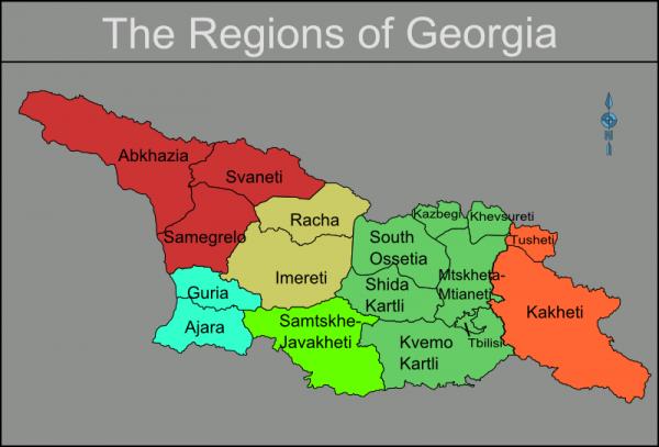 georgia-regions-map